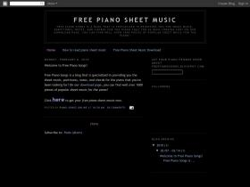 freepianosongs.blogspot.com