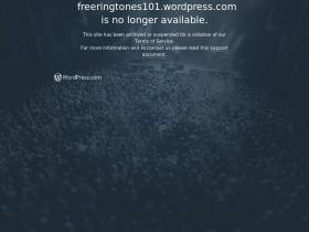 freeringtones101.wordpress.com