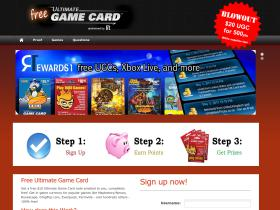 freeultimategamecard.com
