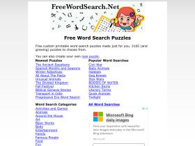 freewordsearch.net