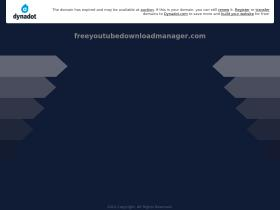 freeyoutubedownloadmanager.com