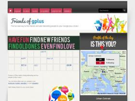 friendsofgplus.com