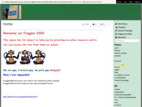 froggies2006.wikispaces.com