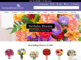 fromyouflowers.com