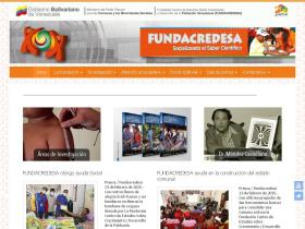 fundacredesa.gob.ve