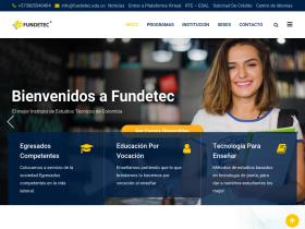 fundetec.edu.co