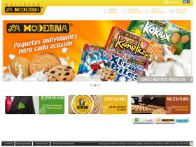 galletaslamoderna.com.mx