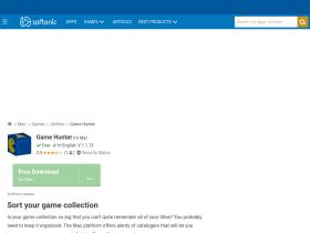 game-hunter.en.softonic.com