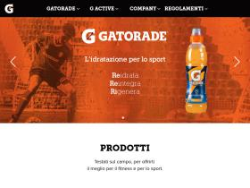 gatorade.it