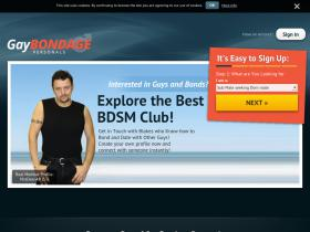 gaybondagepersonals.co.uk