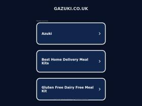 gazuki.co.uk