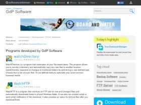 gdp-software.software.informer.com