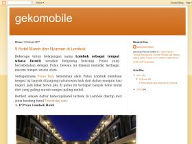 gekomobile.blogspot.com