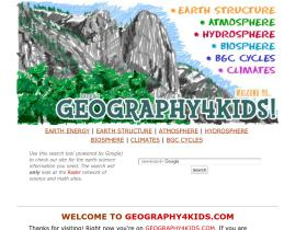geography4kids.com