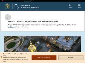 georgiawaterplanning.org