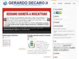 gerardodecaro.it