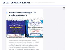 getactivewiganandleigh.co.uk