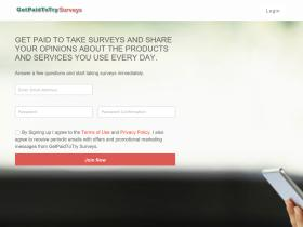 getpaidtotrysurveys.com