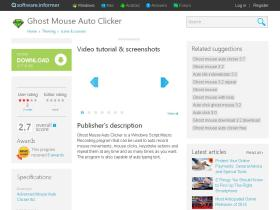 ghost-mouse-auto-clicker.software.informer.com