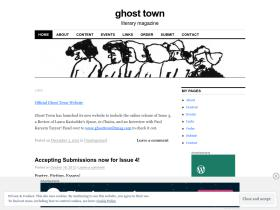 ghosttownlitmag.wordpress.com