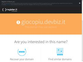 giocopiu.devbiz.it