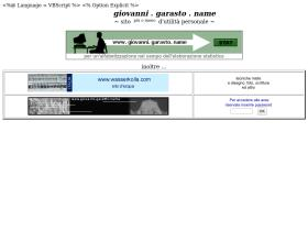 giovanni.garasto.name