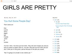 girlsarepretty.com