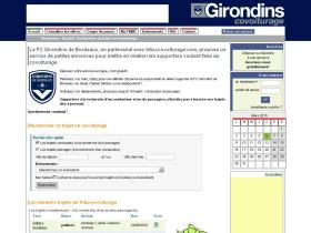 girondins.foot-covoiturage.com