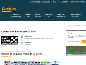 gjcars.cochesdeocasion.com