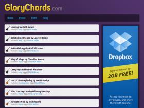glorychords.com