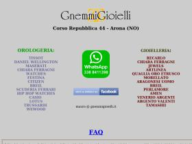 gnemmigioielli.it
