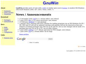 gnuwin32.sourceforge.net