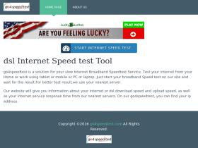 go4speedtest.com