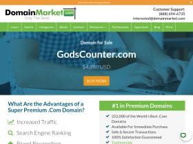 godscounter.com