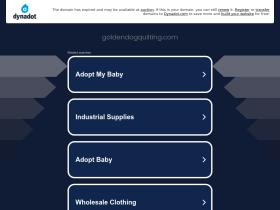 goldendogquilting.com