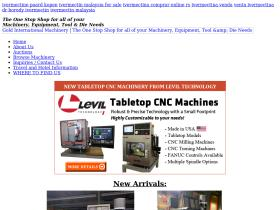 goldmachinery.com
