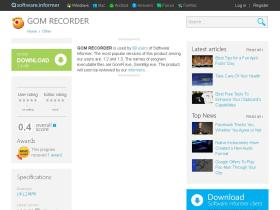 gom-recorder.software.informer.com