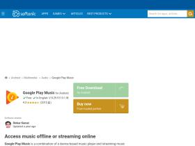 google-music.en.softonic.com