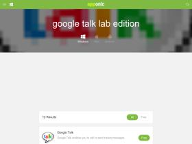 google-talk-lab-edition.apponic.com