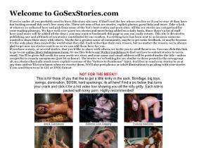 gosexstories.com
