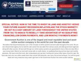 governmentauction.biz