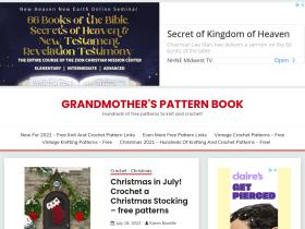 grandmotherspatternbook.com