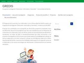 gredis.udenar.edu.co