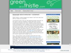 greenasathistle.com