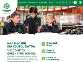 greenparkschool.co.nz