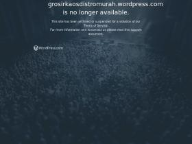 grosirkaosdistromurah.wordpress.com