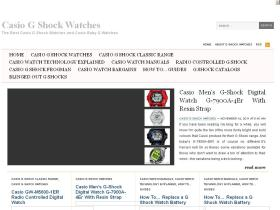 gshockwatches.co.uk