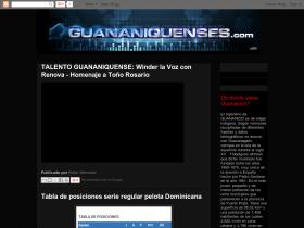 guananiquenses.com