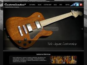 guitarras-electricas.customizadas.com.ar