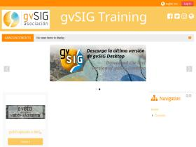 gvsig-training.com